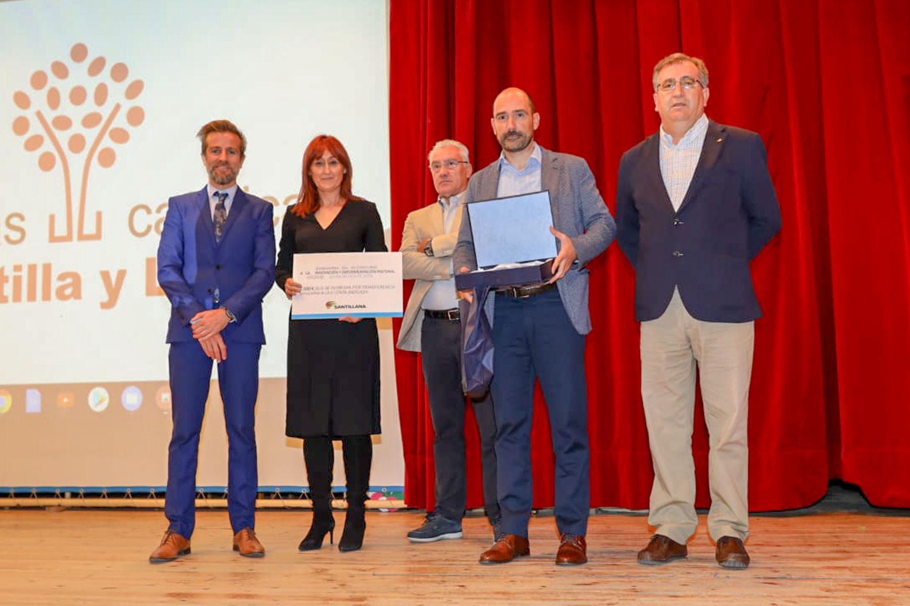 Ganadores del Premio a la Innovación y Experimentación Pastoral